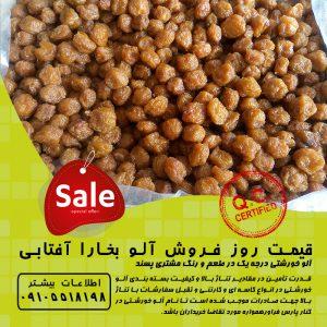 قیمت فروش آلو بخارا