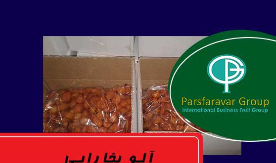 قیمت آلو بخارا در مشهد و تهران عمده با بسته بندی کارتنی